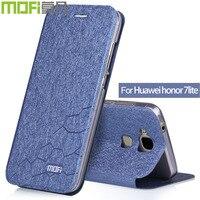 For Huawei Honor 7 Lite Case MOFi Original Honor7 Lite Fundas Soft Back Cover Protection Coque