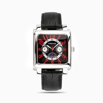 Brand Mens' Chronograph Sport Mens Watches Top Brand Luxury Waterproof Full Steel Quartz Gold Clock Men Relogio Masculino