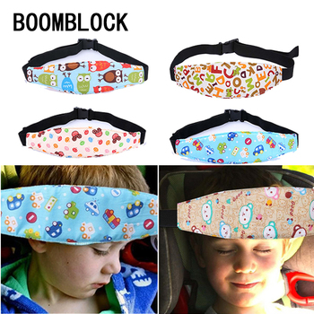 Baby Kid Sleeping Head Support Pad For Peugeot 308 307 207 208 508 2008 407 Citroen c4 Berlingo Renault logan duster Clio Trafic image