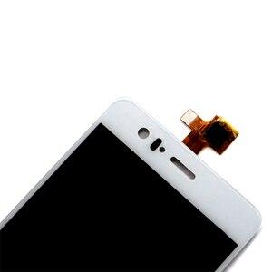 Image 2 - 5.0 cal wyświetlacz LCD dla BQ Aquaris M5 LCD z ekranem dotykowym digitizer komponentów dla BQ Aquaris M5 telefon części naprawa części + narzędzia