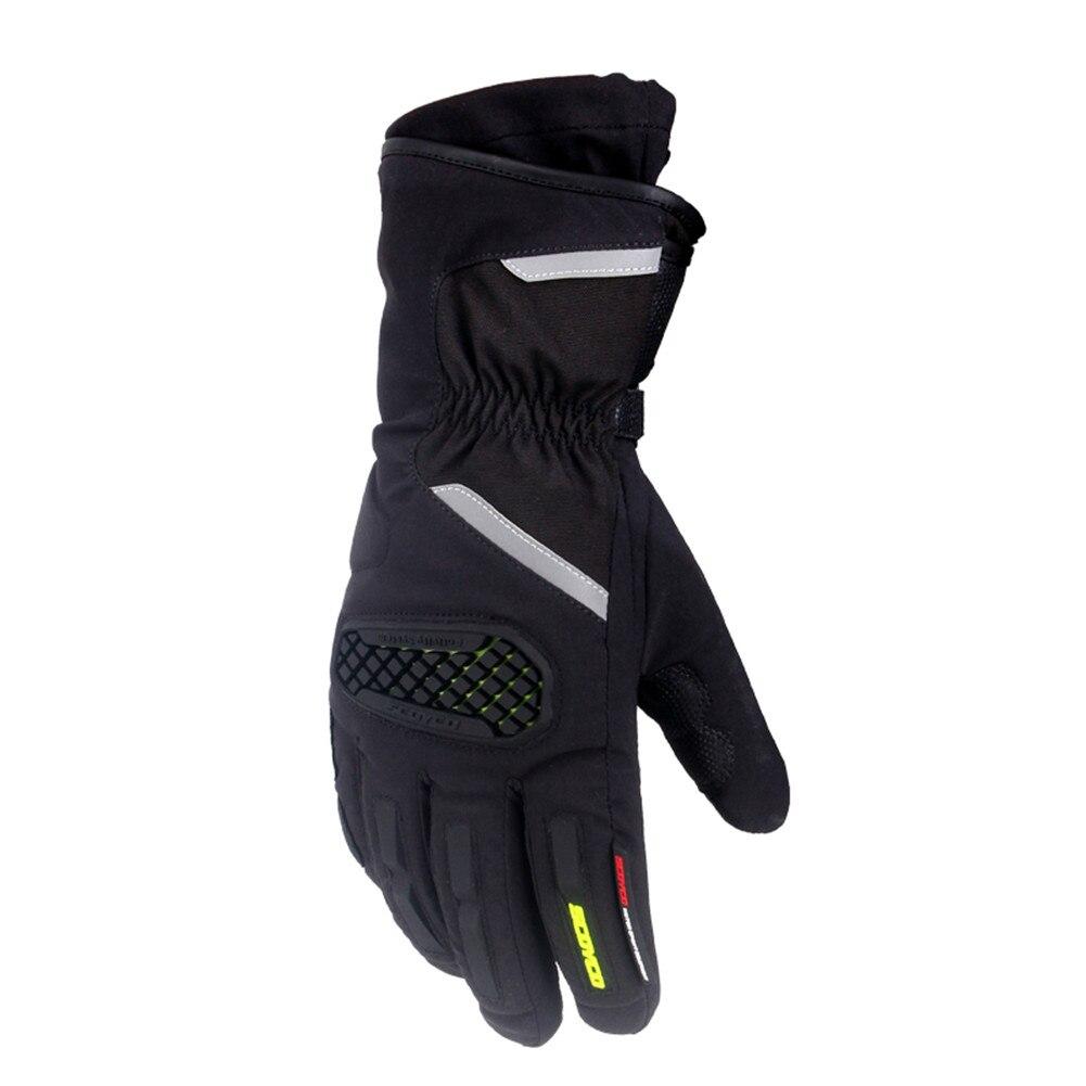 Motorcycle Gloves Winter Gloves Scoyco Guantes Moto Waterproof Motocross Luvas S8350 Sports Warm Screen Touch Outdoor Skiing Men