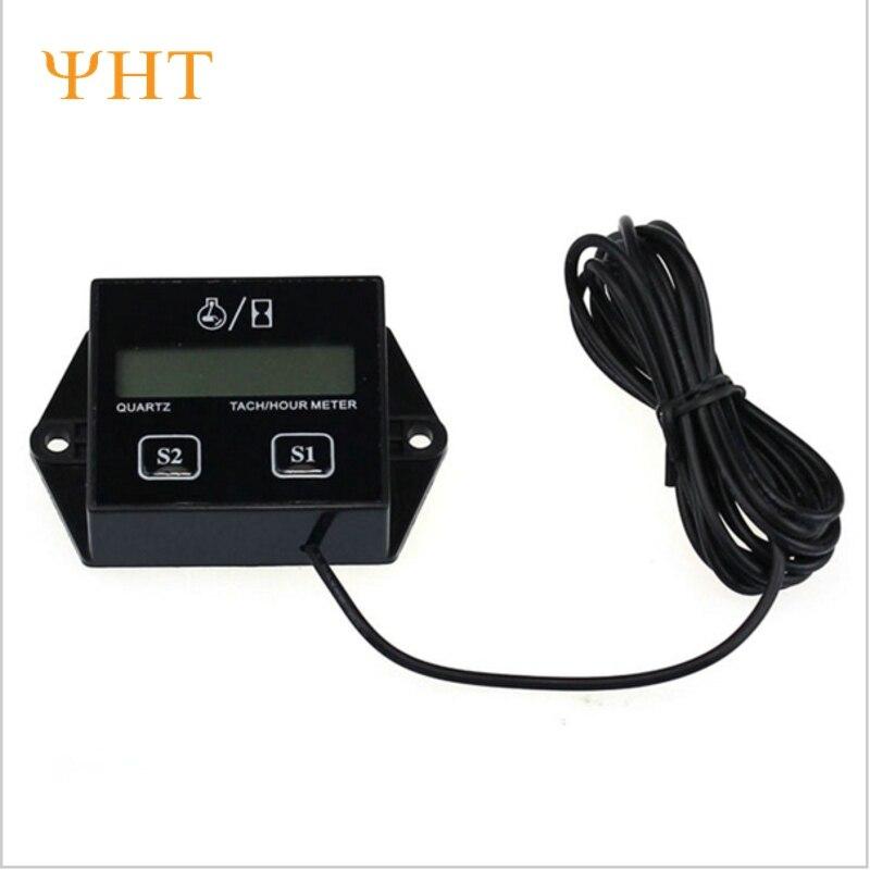 Online Get Cheap Wiring A Tachometer Aliexpress – Digital Tachometer Wiring Spark Plug