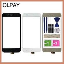 5.5 digitizer digitizer digitador da tela de toque do telefone móvel para Xiaomi Mi A1 MiA1 MDG2 toque sensor vidro ferramentas esparadrapo livre e toalhetes