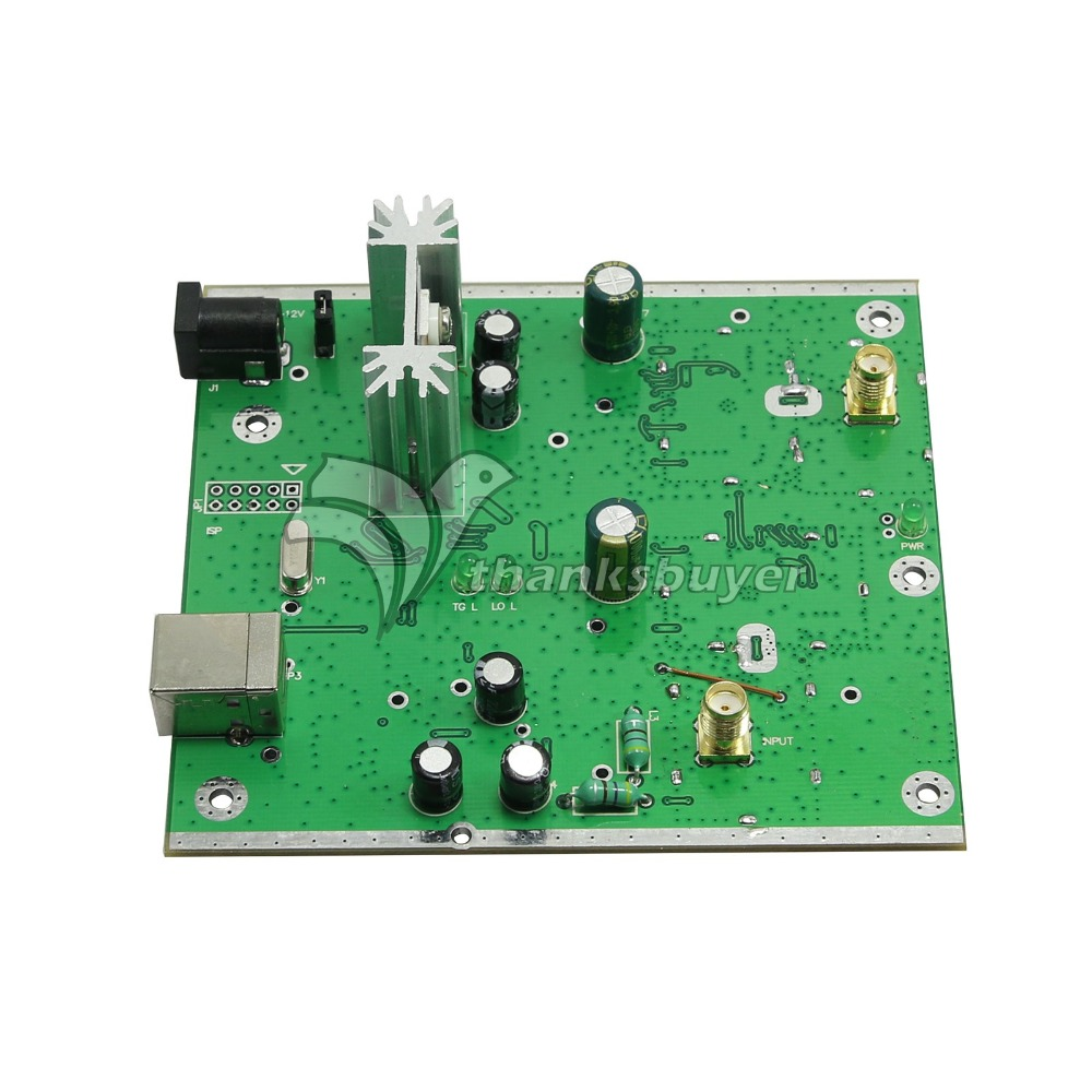 Nwt4000 1 138m 44g Sweep Simple Spectrum Analyzer Signal Generator Irs2092 Class D Amplifier Circuit Lm1036 Tone Controlled Power Upgraded Version In Modules From Consumer Electronics