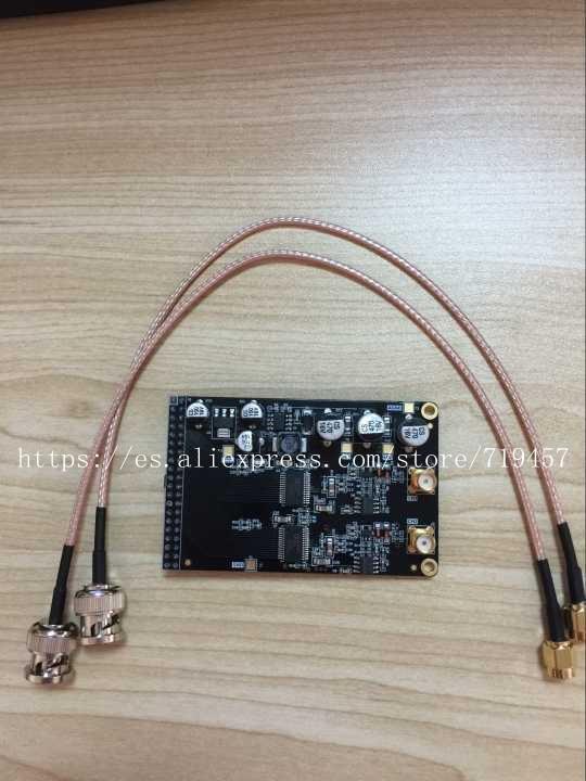 Livraison gratuite module publicitaire double canal 12 bits haute vitesse prenant en charge le panneau de développement en or noir FPGA de qualité industrielle