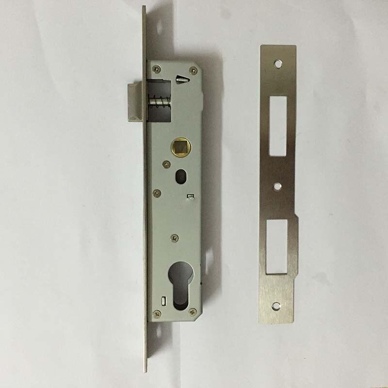 Hotsale 20pcs european style narrow mortise locks door for 1 2 lock the door