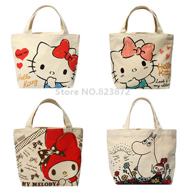Compare Prices on Hello Kitty Tote Lunch Bag- Online Shopping/Buy ...