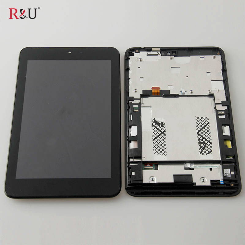 R&U test good lcd screen display touch screen glass digitizer assembly with frame replacement For ASUS VivoTab Note 8 M80TA M80T bathroom black oil rubbed bronze clawfoot tub faucet mixer tap w handshower cross handles deck mount atf509