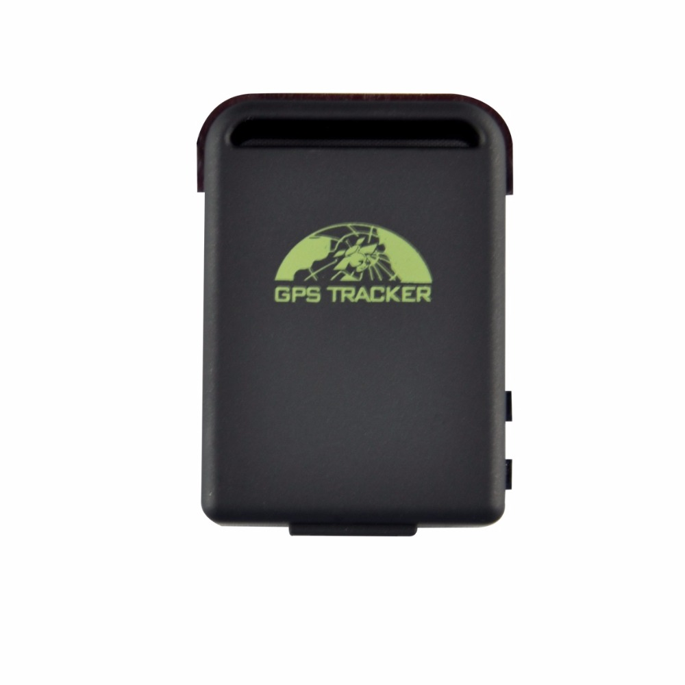 Gps-Tracker Tracking-Device TK102B Mini Real-Time with Built-In-Shake-Sensor Global GSM/GPRS