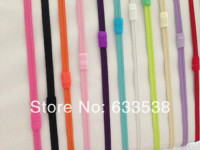 New Arrival Colored Thin Elastic Headband Girl Kids Hair Accessories Hair Band Free Shipping D05