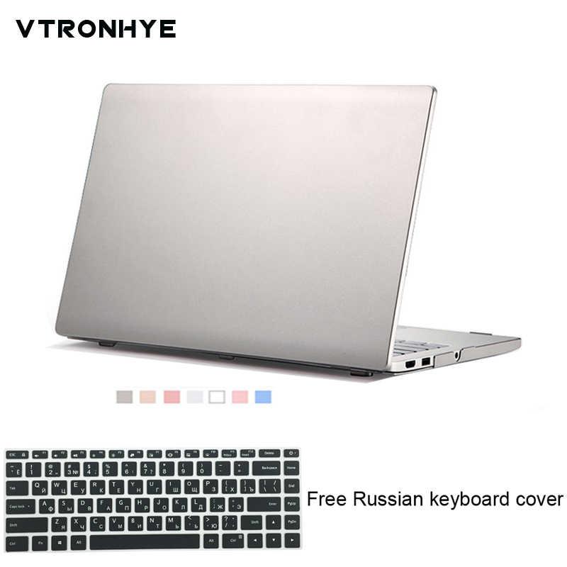 Чехол для fundas Xiao mi Air 12 13 чехол для ноутбука mi Air 13,3 2018 ультра тонкая Противоударная защитная оболочка + крышка клавиатуры