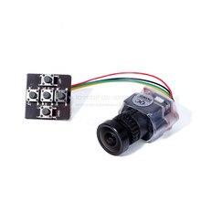 FOXEER MINI HS1177M CCD Mirco camera 2.8mm lens WDR Super backlight for DIY FPV mini drone