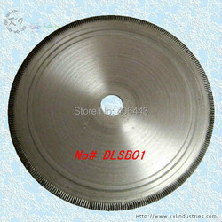 50 Ultra Thin Diamond Lapidary Saw Blades 1250mm Notched Rim Blades for Cutting Agate Jasper and Opal