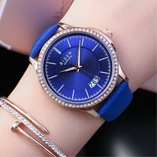 2018 Fashion Women Watch Auto Date Watches Top Brand Luxury Ladies Wrist Diamond Relogio Feminino Gift Box