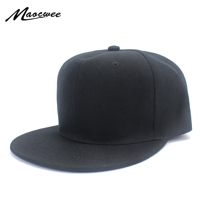 Trucker Black   Baseball     Cap   Solid Color   Caps   Snapback   Caps   Casquette Hats Fitted Casual Gorras Hip Hop Dad Hats Men Women Unisex