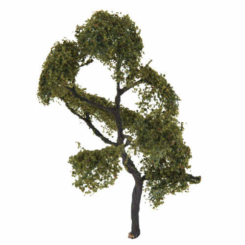 New 4.72 Inch 1/75 Scenery Landscape Model Tree AshTrees Train Scenery Landscape Tree Model Dollhouse Decor Accesories Kids Toy