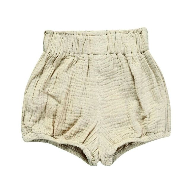 2018 Summer Children's Clothing Boys Shorts Toddler Solid Cotton  Baby Kids Clothes Shorts Bloomers Bottom PantsDT004