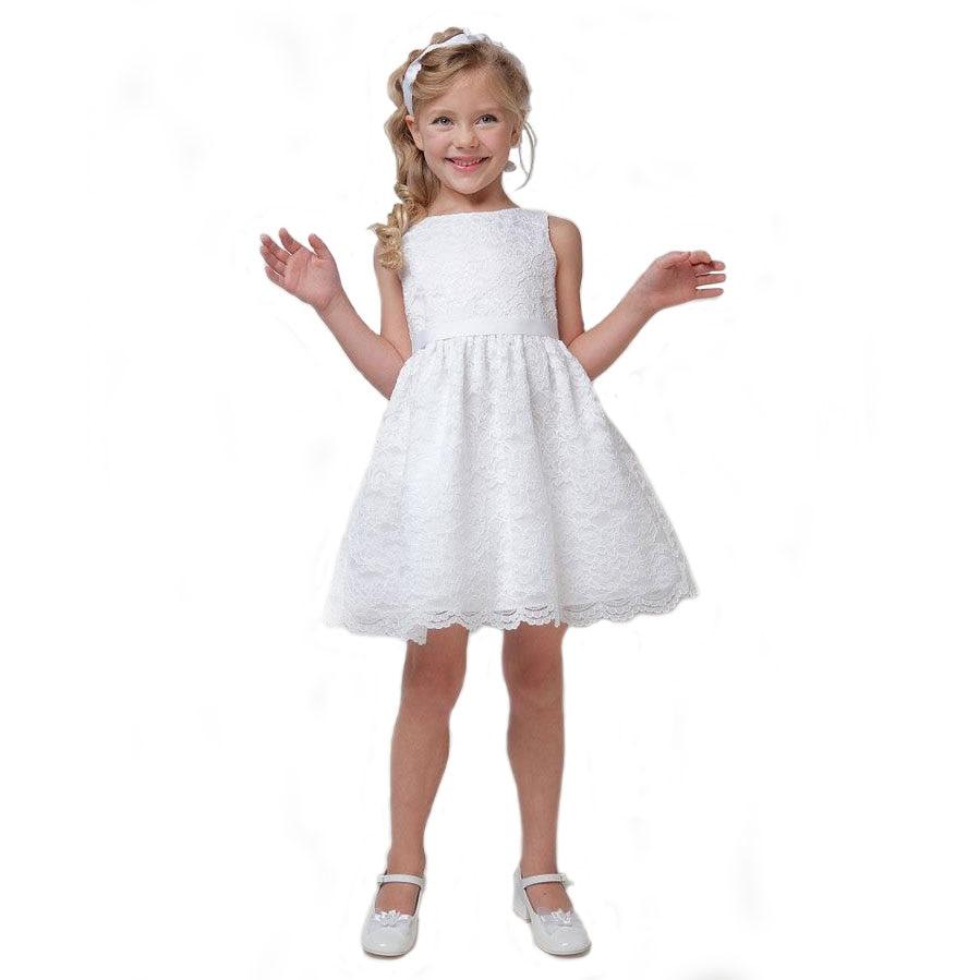 Duże sukienki dla małych dziewczynek letnie dzieci ślubne
