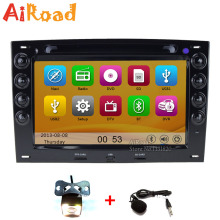 HD 1080P Car GPS Navigation for Renault Megane 2 2003-2008 Multimedia Central DVD Stereo Radio Video Audio Player 10 Bands EQ