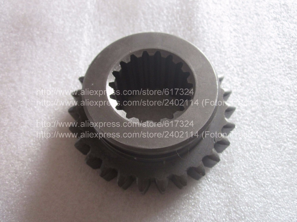 FT304.42.104, the Driven gear of transfer case for Foton Lovol tractor like FT304-FT454 jiangdong engine ty395 ty3100it the manifold for tractor like foton luzhong series etc