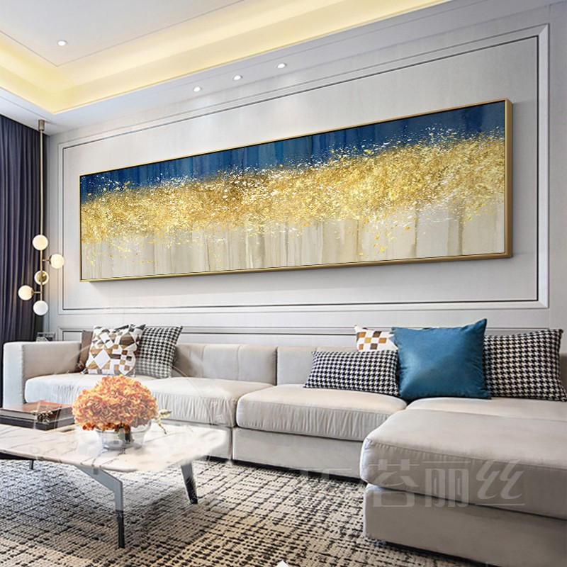 EECAMAIL Modern Simple 5D DIY Diamond Painting Full Diamonds Single Painting Abstract Nordic Living Room Diamond