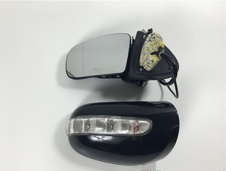 Qirun Car Side Rear View Mirror for Mercedes-<font><b>Benz</b></font> S Class <font><b>W220</b></font> S280 S300 S320 S350 <font><b>S500</b></font> S600 1995-2005 image