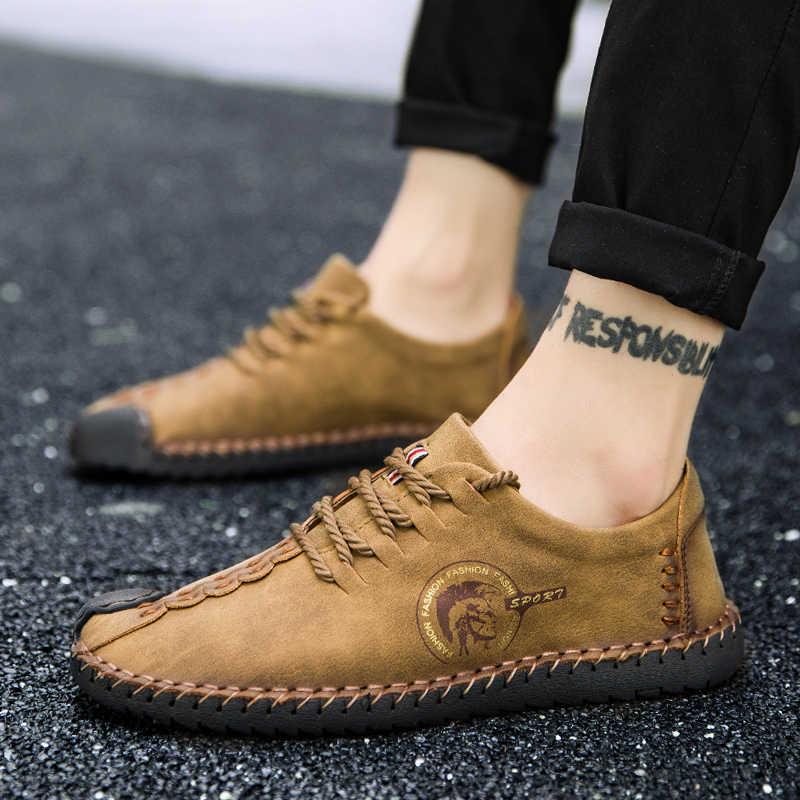 Los Para Encaje Negro Hombres Adultos Transpirable Casuales Zapatos 2018 Amarillo Caliente Venta De Hombre Fondo HD2EI9