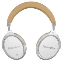 EHome Bluedio F2 Headband Active Noise Cancelling Headset With ANC Wireless Bluetooth Headphones With Mic For
