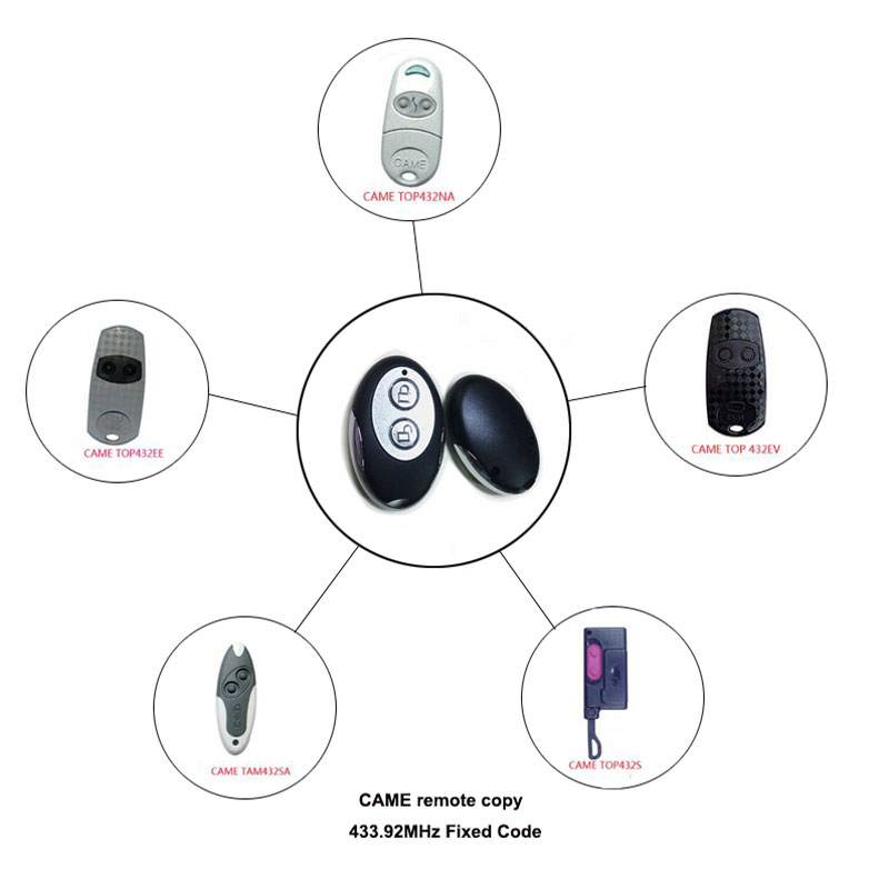 Aliexpress.com : Buy CAME TOP432NA handsender transmitter