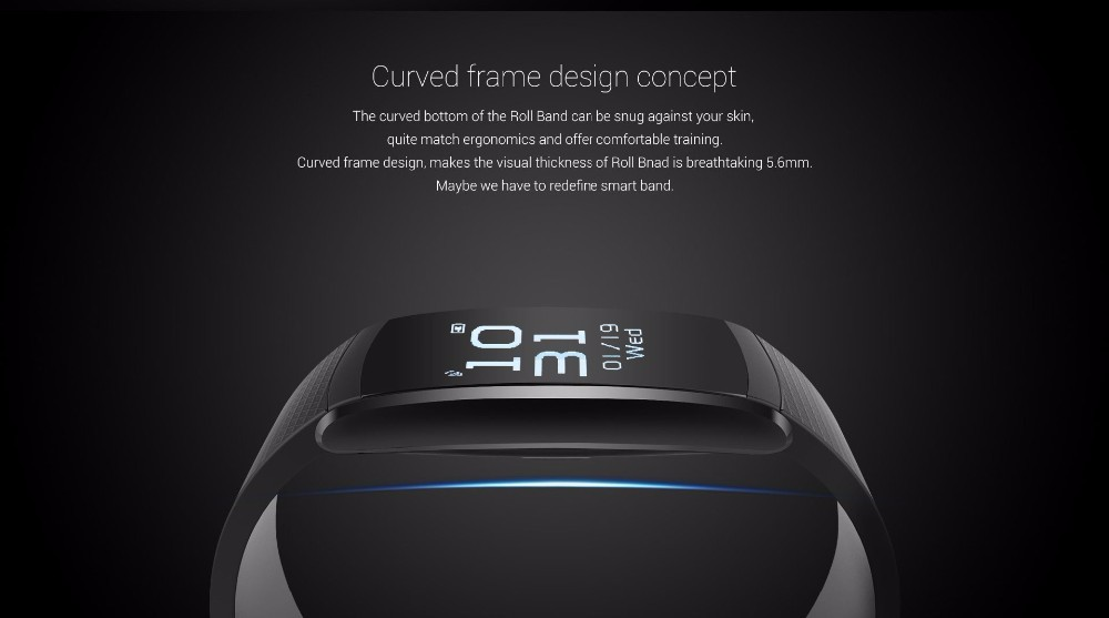 Original iWown i6Pro Smart Band PMOLED Display Heart Rate Monitor Smart WristBand Bracelet Waterproof Android Fitness Tracker 3