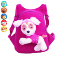 New Cartoon Patrol Dogs School Bags Boys Girls Backpacks Ryder Dogs Kids Children's gifts kindergarten Infantil Escolar Mochilas