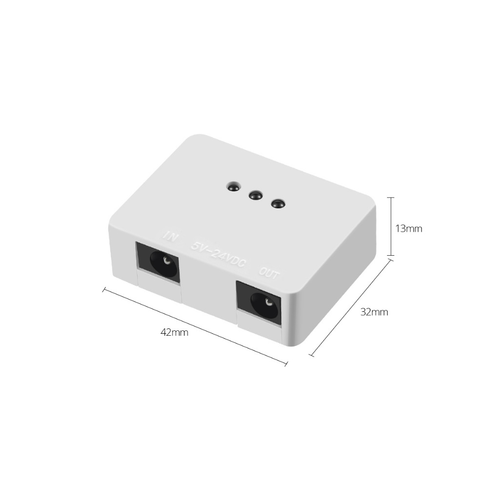 Image 2 - Dimmable Sensor Switch Hand Wave Dimmer 5A 12V/24V Motion Switch for LED Strip LED Lamp Kitchen Cabinet LED Lights Accessories-in Switches from Lights & Lighting