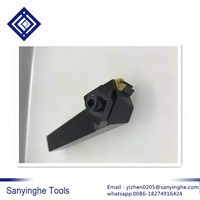High quality PDL 40 Dgree External Turning Tool Holder for belt pulley 25x25
