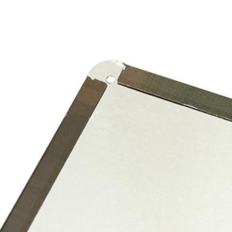 DL-потертый шик ретро Enioy простые вещи в жизни Металл Wall Art стикер 8*12 дюймов