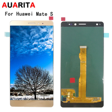 LCD For Huawei Mate S MateS CRR-UL00 CRR-L09 CRR-UL20 CRR-TL00 lcd display touch panel screen with frame digitizer assembly стоимость