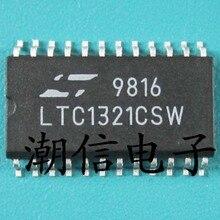 new%100 LTC1321CSW SOP-24 10piece 100% new fujitsu mb39a126 mb 39a126 sop 24 chipset