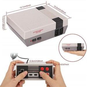 Image 3 - ミニテレビビデオゲームコンソール 8 ビットレトロゲーム内蔵 620 ゲームプレーヤーゲーム子供少年 consola #35