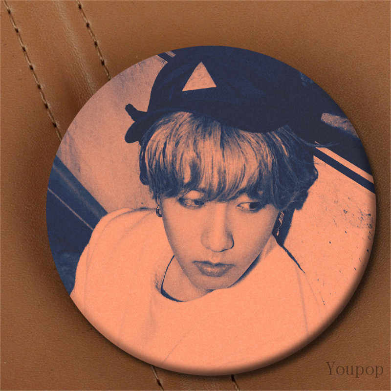 Álbum Mini 3th de Youpop KPOP Stray Kids I am You StrayKids Bang Chan x foto pin broches para ropa sombrero mochila