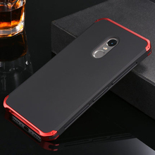 Xiaomi Redmi Note 4x защиты алюминиевый корпус металлический каркас + Поликарбонат обложка чехол для Xiaomi Redmi Note 4 Pro 4x крышка