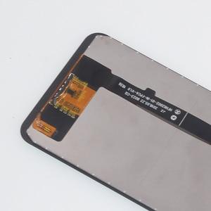 Image 4 - Для Cubot P20 ЖК дисплей + сенсорный экран цифровой преобразователь 6,18 дюймовый экран Замена для Cubot P20 Запчасти для ремонта мобильных телефонов