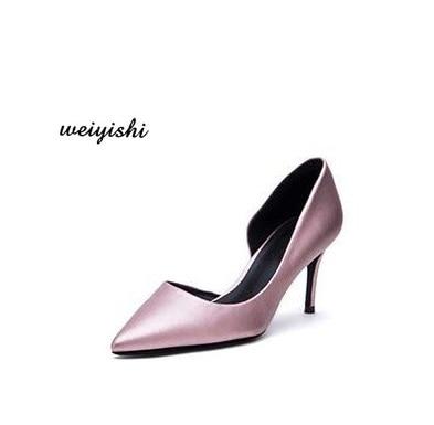 2018 women new fashion shoes. lady shoes, weiyishi brand 006