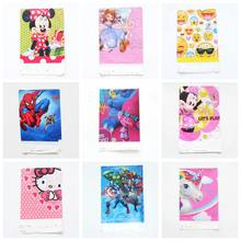 Mickey Mermaid Unicorn Party Tablecloth Kids Birthday Party Decoration Table Cover Party Supplies Baby Shower 1st Birthday Decor(China)