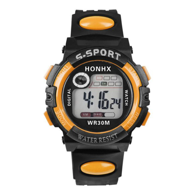 Attractive Wholesale New Stylish Multifunction Man Digital LED Quartz Alarm Date Sport Waterproof Watch AG26