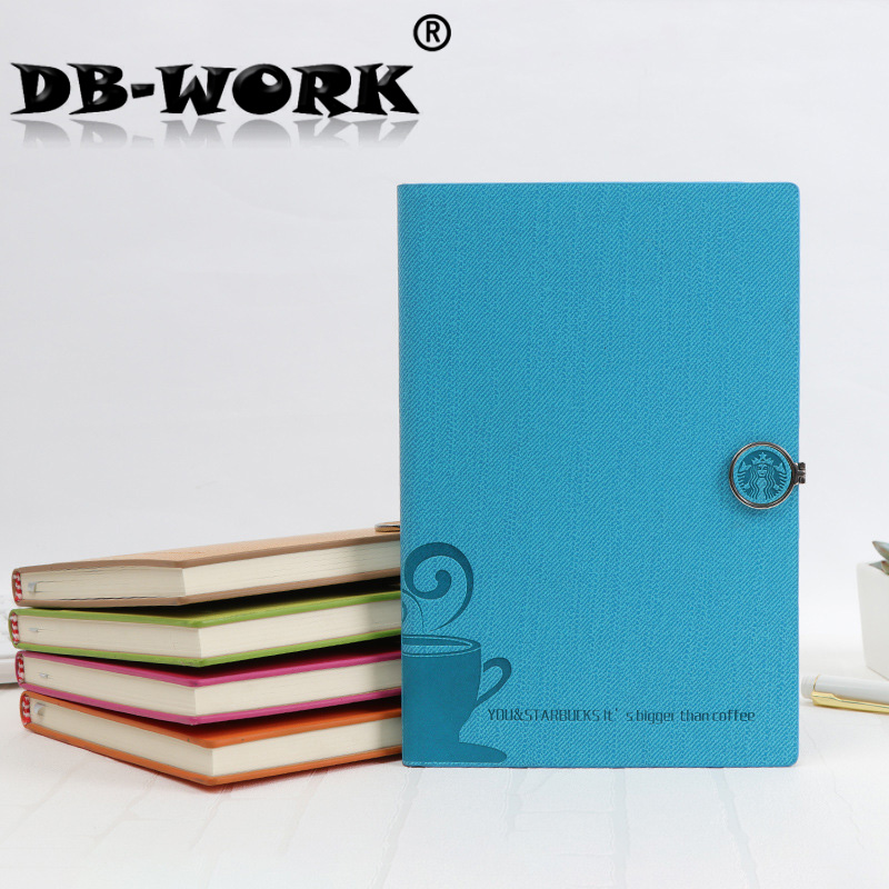 2018 Office notebook wholesale A5 business notepad pu leather magnetic button notebook can be customized logo calendar 2017 a5 calendar handbook of efficiency for industry and commerce business notepad log can be customized logo