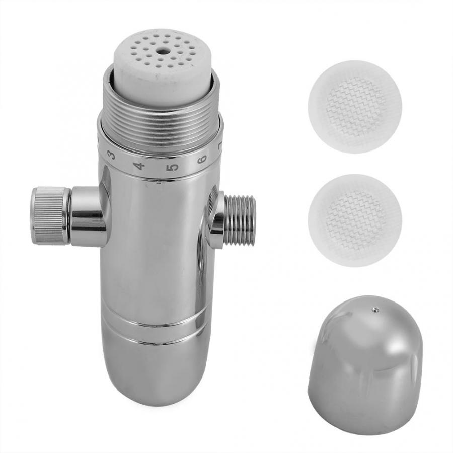 Household Bath Water Purifier Beauty Skin Filter Shower Pre-filter For (G1/2)