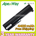 Apexway 6 cell laptop battery for HASEE T6-I5430M A410 A430 K480 CQB901 CQB904 SQU-902 SQU-904 SQU-914 916T2017F