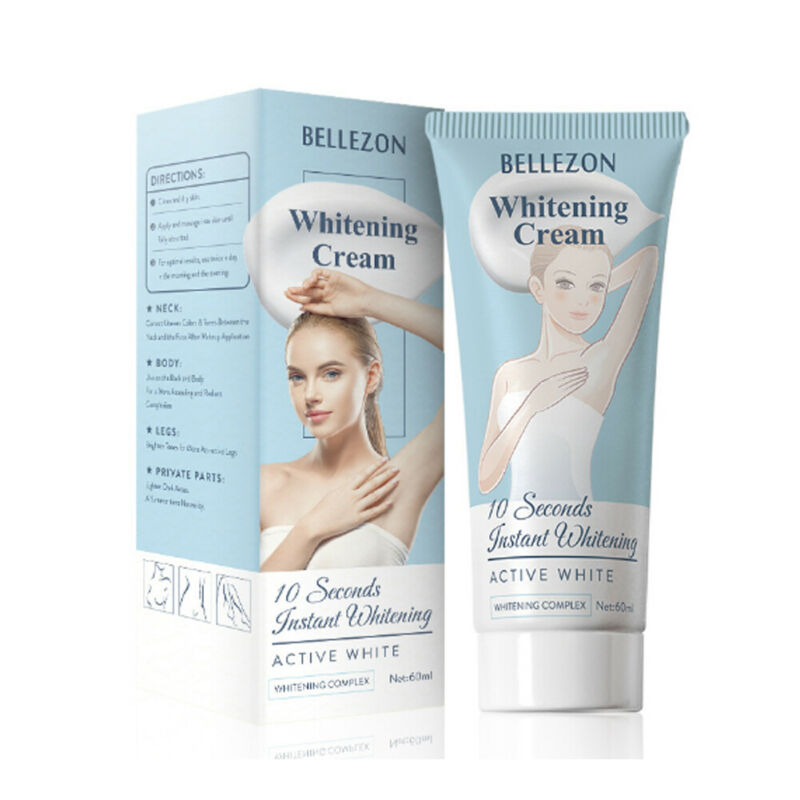 Whitening Cream Body Beauty Face Facial Remove Melanin Blemish New Natural Whitening Brighten Hands Leg Neck Back Remover