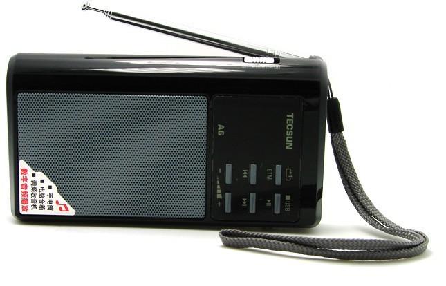 a6 radio