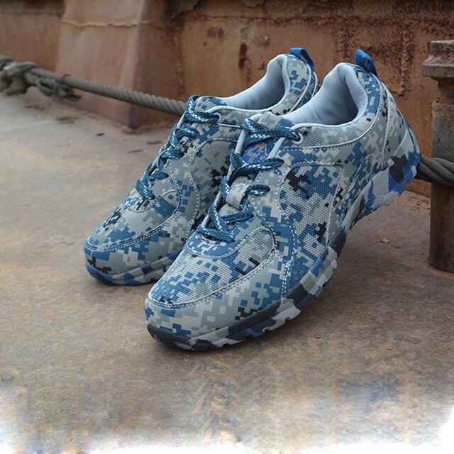 2017 Весна Новое Прибытие Botas Militares Камуфляж Мужчины Военные Сапоги Тактические Ботинки Пустыни Охотничьи Сапоги Лодыжки Боевые Сапоги