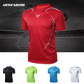 Brand quick-dry summer style men's compression t shirt slim tee shirt motorcycle fitness body-building t-shirts men TS13002